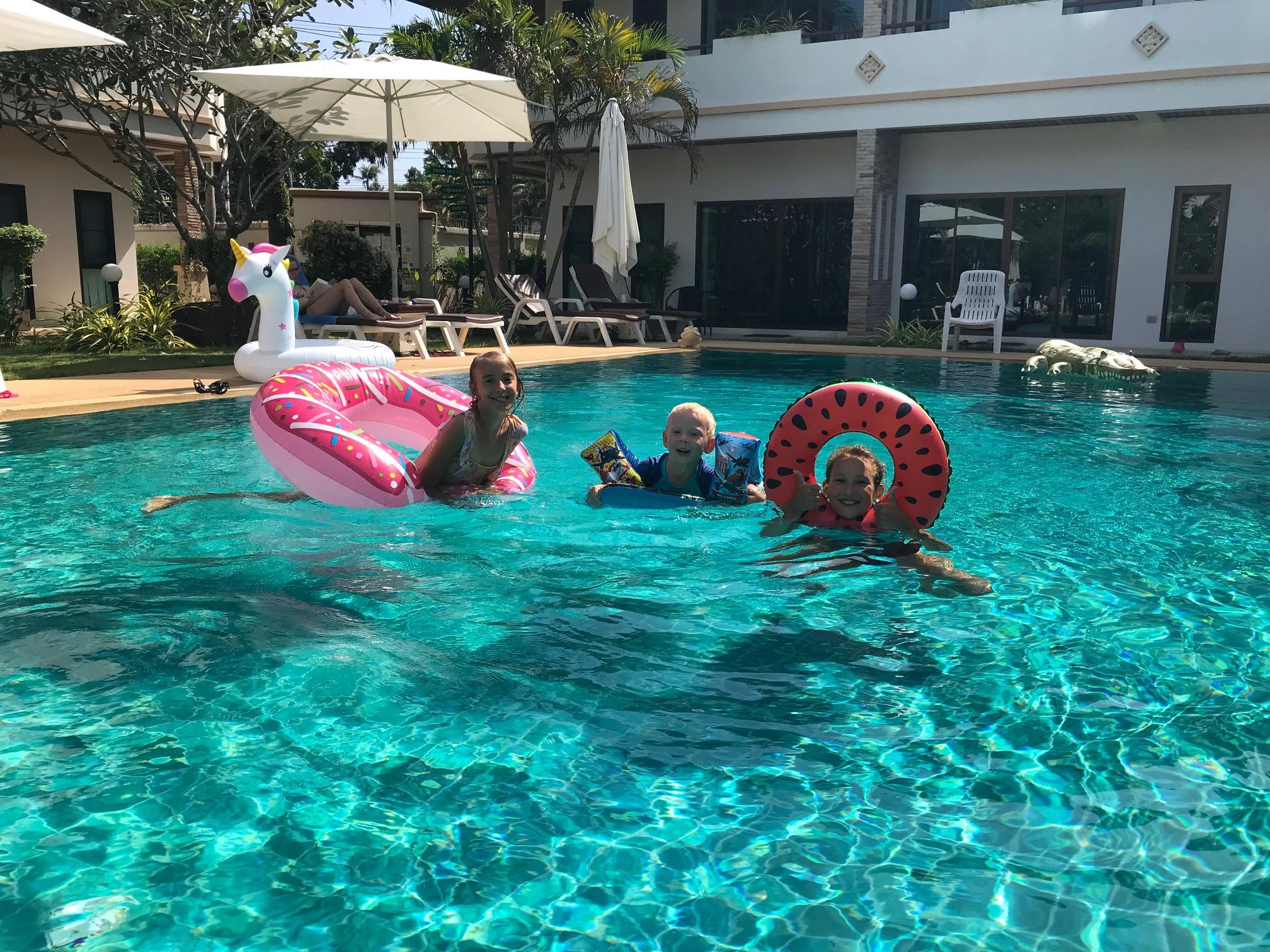 Nai Harn – Sjösättning på tisdag