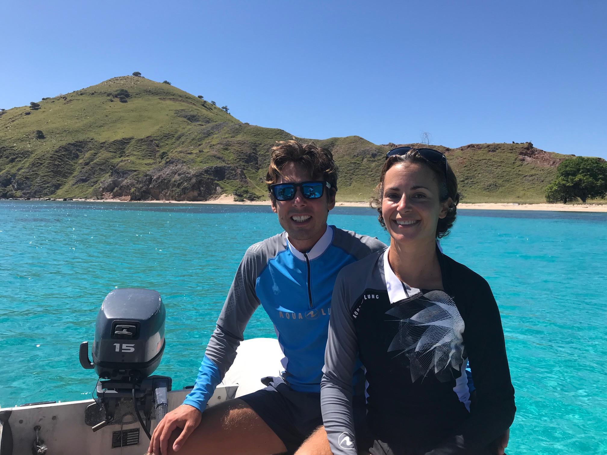 Österut – klarare vatten och friskare korall