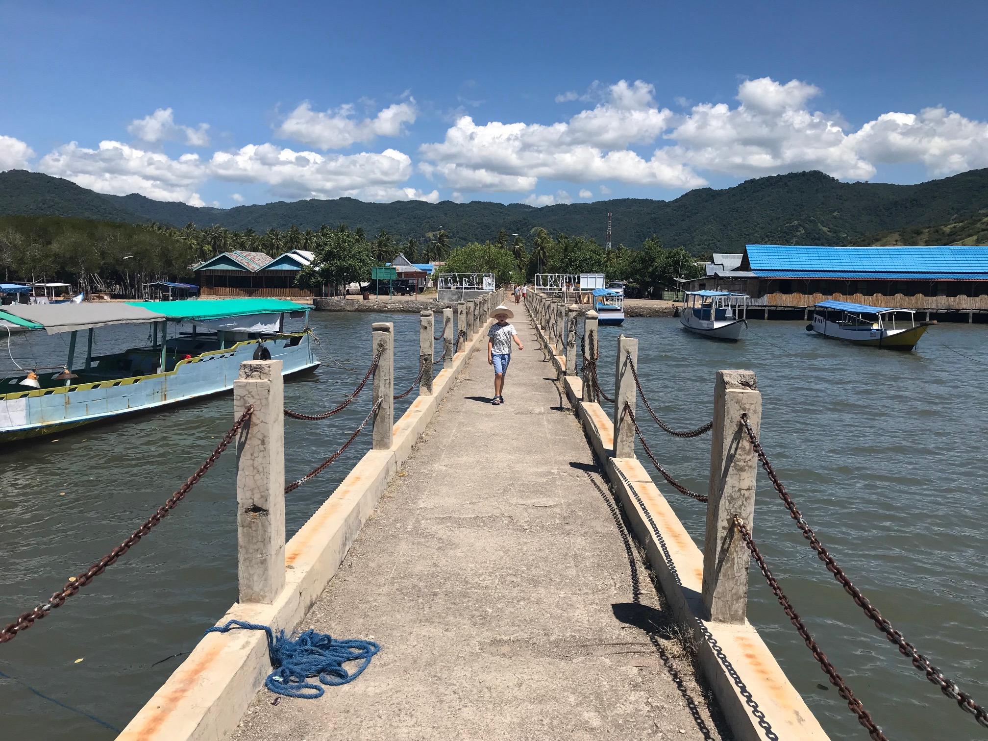 Segling – 330 sjömil närmare Raja Ampat